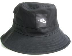 Nike Core Bucket Hat Cotton Cap Summer Sun Travel Men Women