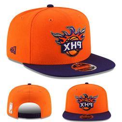 New Era Phoenix Suns 950 Snapback Hat NBA Team Classic Orang