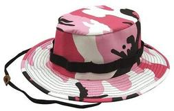 Pink Camo Booniehat Sun Jungle Boonie Hat Camouflage Rothco