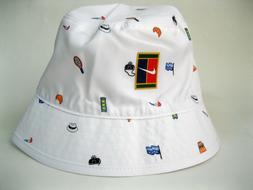 Nike Reversible Tennis Bucket Hat CU6441 Summer Sun Travel C
