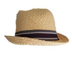 Classic Men Women  Fashion Raffia Straw Hats Sun Hats Outdoo